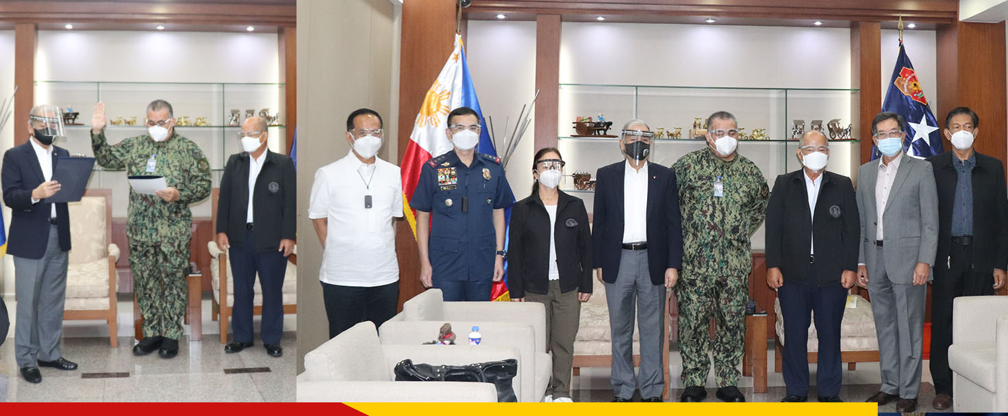NAC Courtesy Call