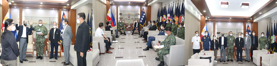 NAGPTD Courtesy Call